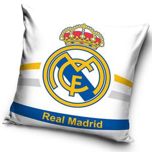 Polštářek Real Madrid Znak, 40 x 40 cm