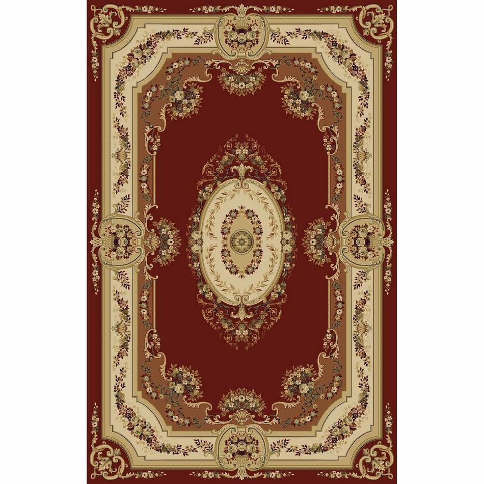 Habitat Kusový koberec Melody červená, 70 x 140 cm