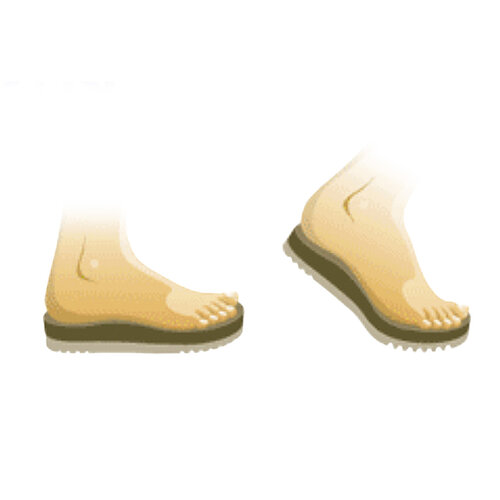 Scholl zdravotná obuv Air Bag prírodná veľ. 40