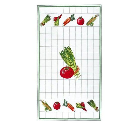 Kuchynská utierka, paradajka, 40 x 70 cm Bellatex