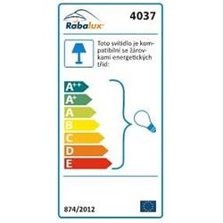 Produktové foto Rabalux 4037 Bank stolní lampa, bílá
