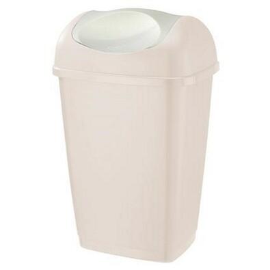 Kosz na śmieci z odchylaną pokrywą GRACE