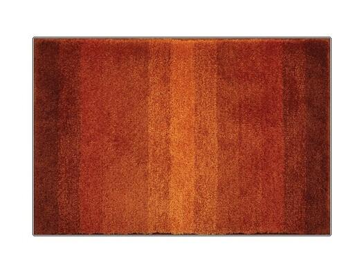 Koupelnová předložka Grund RIALTO oranžová, 60 x 90 cm