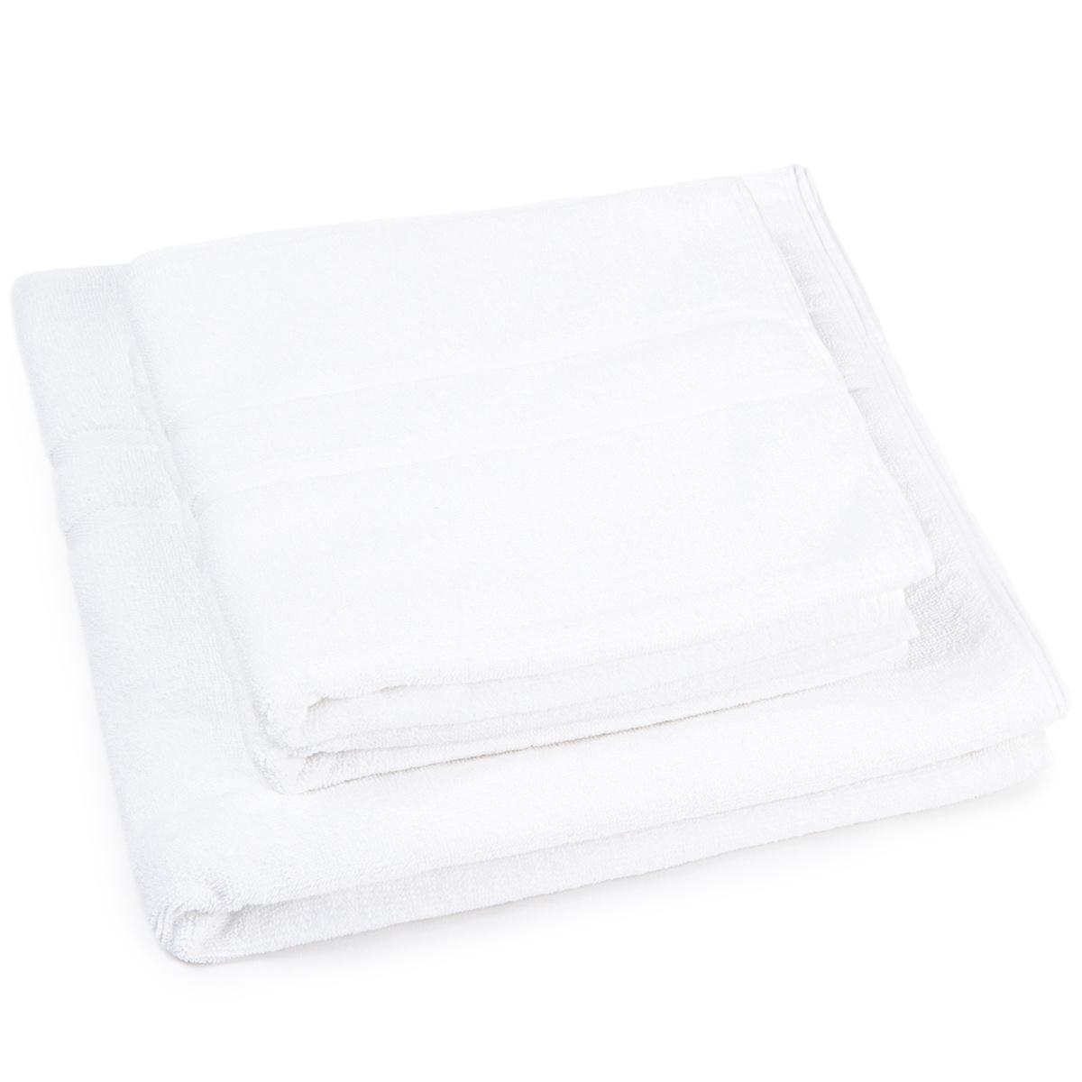Profod Sada hotelových ručníků a osušky Ellin, 2 ks 50 x 100 cm, 1 ks 70 x 140 cm