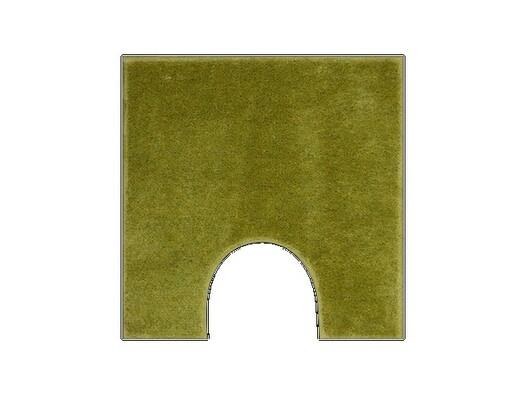 WC předložka Grund ROMAN zelená, 50x50 cm, zelená, 50 x 50 cm