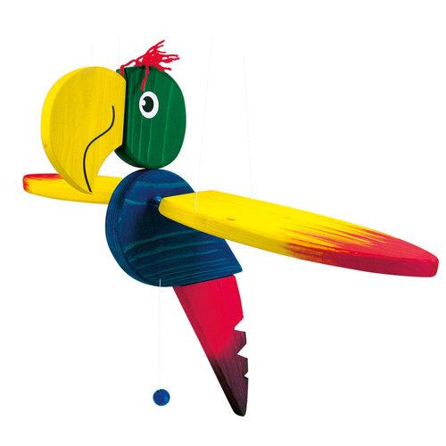 Bino Papoušek velký