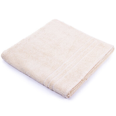 Prosop Exclusive Comfort XL crem, 100 x 200 cm