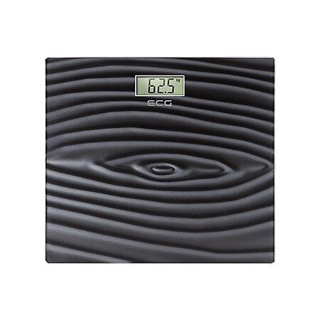 ECG OV 128 3D Osobní váha, černá