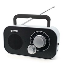 Bravo B-5184 přenosné rádio, černá