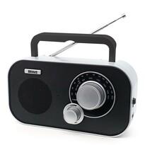 Bravo B-5184 radio przenośne, czarny
