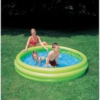 Detský bazén trojkomorový 102 x 25 cm