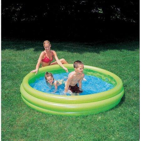 Dětský bazén tříkomorový102 x 25 cm