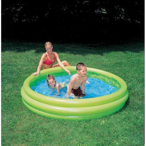 Detský bazén dvojkomorový 102 x 25 cm, Acra