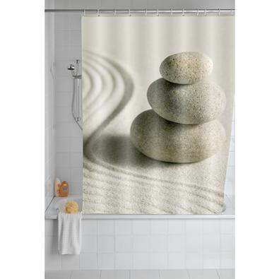 Wenko sprchový závěs Sand and Stone