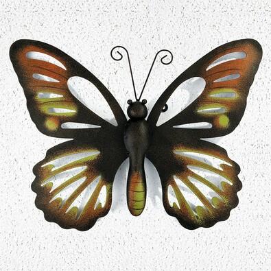 Dekorativní motýl na zeď