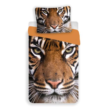 Tigris 2017 pamut ágyneműhuzat, 140 x 200 cm, 70 x 90 cm