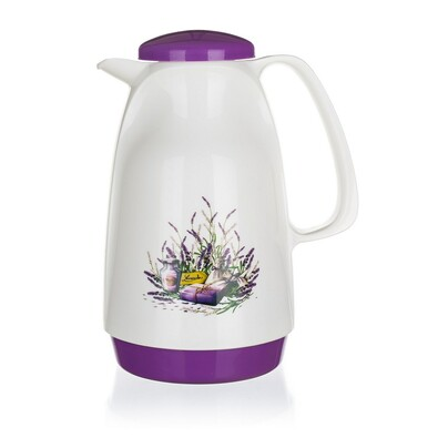 Banquet Lavender plastová termoska 950 ml