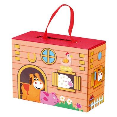 Bino Farma v cestovnom kufríku, 28 x 24 x 11 cm