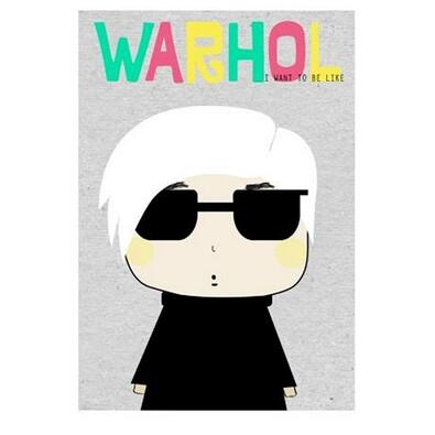 Plakát Andy Warhol 42 x 59 cm