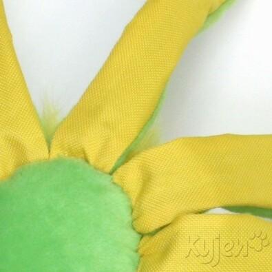 Noháč Sea monster Kyjen, zelená + žlutá