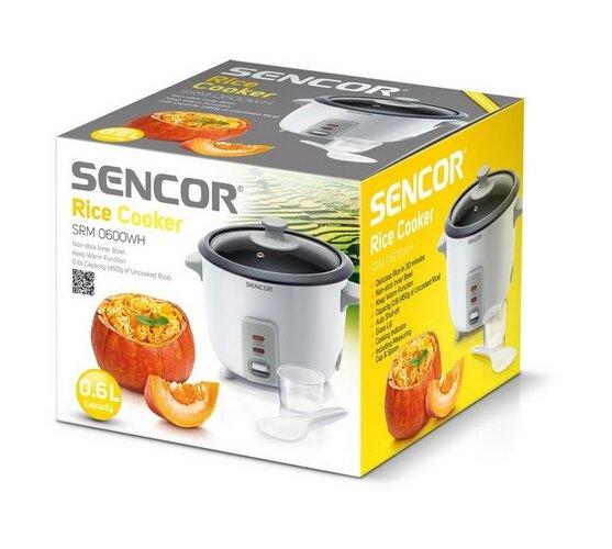 Sencor  SRM 0600WH rýžovar 0,6 l