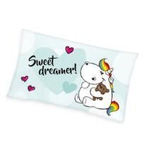 Mała poduszka Pummel Sweet dreamer!, 30 x 50 cm