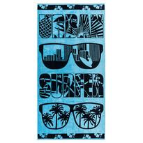 DecoKing Ręcznik plażowy Urban, 90 x 180 cm