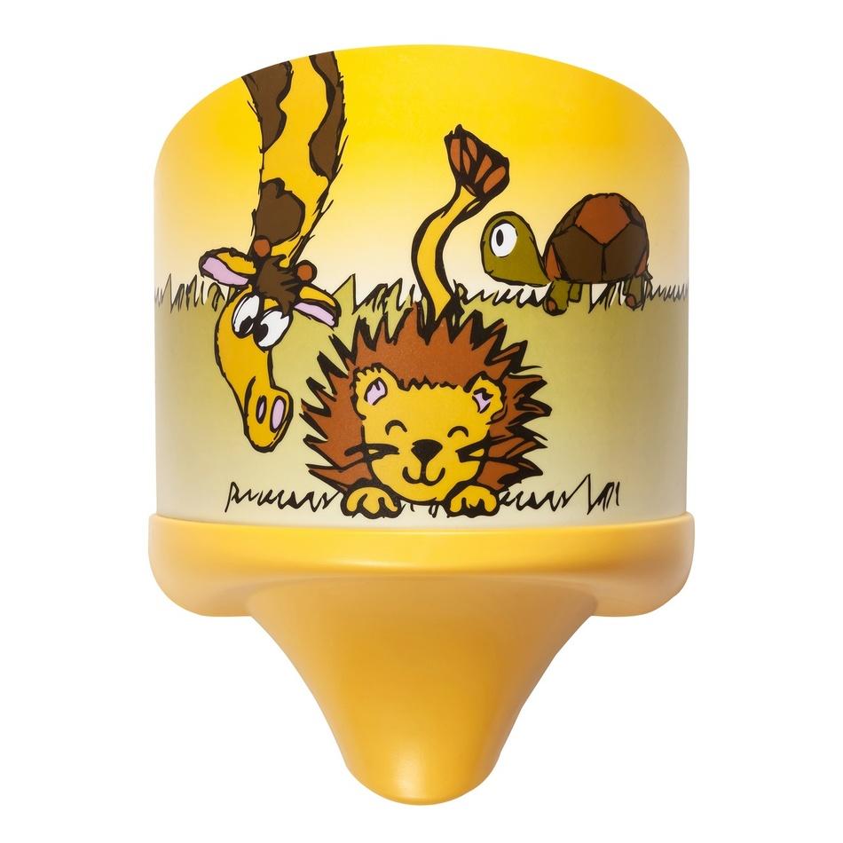 Rabalux 4571 Leon detské nástenné svietidlo, žltá