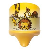 Lampă de perete Rabalux 4571 Leon, pentru copii, galben