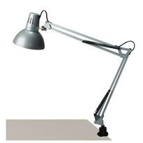 Rabalux 4216 Arno lámpa csavarral az íróasztalhoz, ezüst