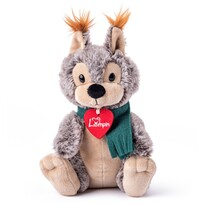 Veveriță Lumpin Hubert din Vinohrady, 22 cm