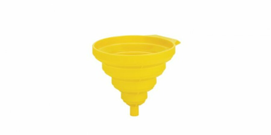 Nálevka FUSION, Tescoma, 12 cm, žlutá, 12 cm