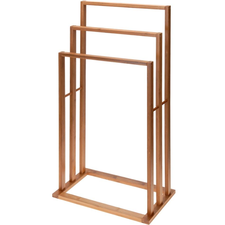 """Stojak na ręczniki """"Bamboo"""", 82cm"""