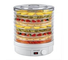 Elektryczna suszarka do owoców SO 1020 Concept