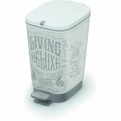 KIS Coș de gunoi cu pedală Laundry Bag S, 10 l