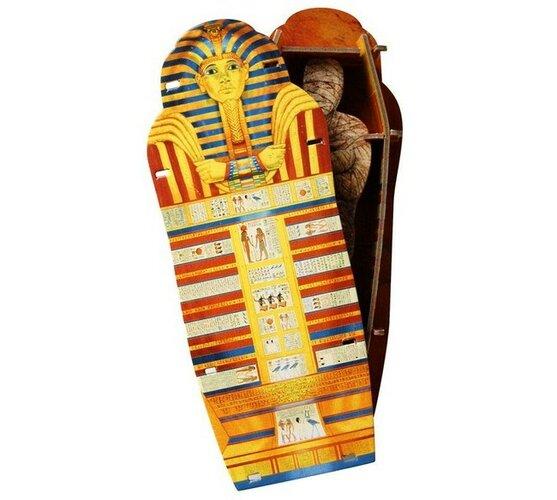 Průvodce Mumie