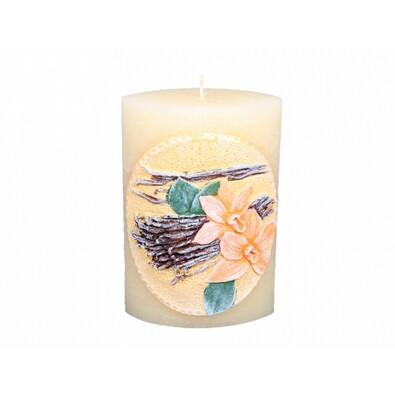 Świeczka dekoracyjna Elipsa Wanilia