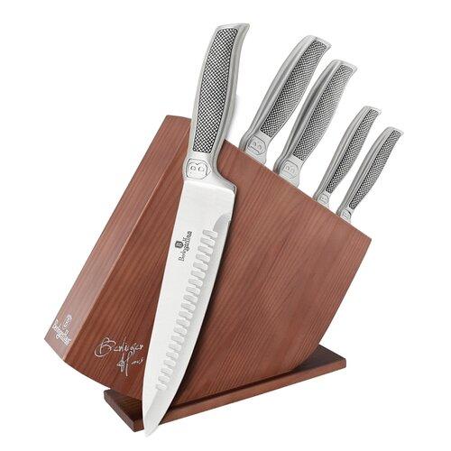 Set de cuţite Berlinger Haus, 6 piese, în suport dinlemn