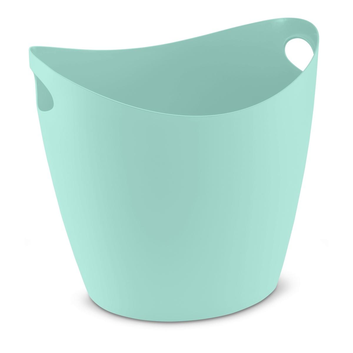 Koziol Úložný box Bottichelli světle zelená, 28 l