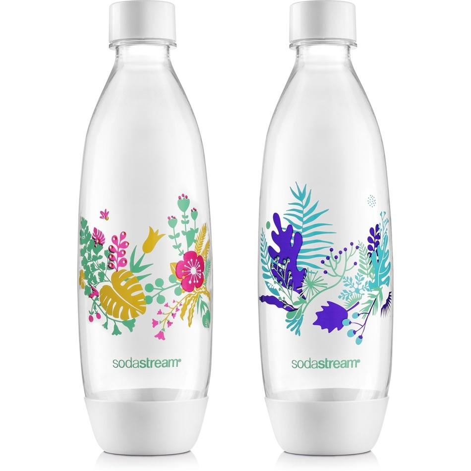 Sodastream Láhev Fuse 2x 1l Rostliny