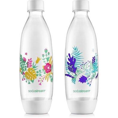 SodaStream Fľaša Fuse Rastliny 2 x 1 l
