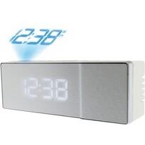 ECG RB 030 P Radiobudzik cyfrowy z projektorem czasu