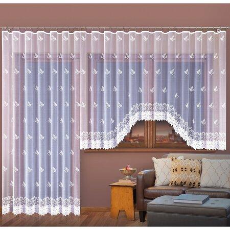 Záclona Liliana, 350 x 160 cm