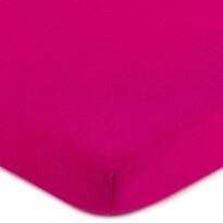 4Home jersey prostěradlo růžová