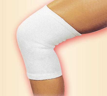 Měděný návlek na koleno