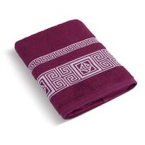 Ręcznik kąpielowy Grecka kolekcja winny