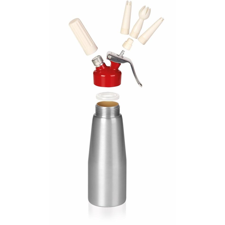 Produktové foto Tescoma láhev na šlehačku DELÍCIA 0,5 l