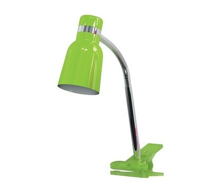 Stolní lampa Rabalux Color 4294, zelená, 30,5 cm