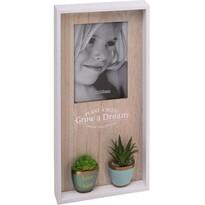 Fotorámček Little Garden, 40 x 20 cm