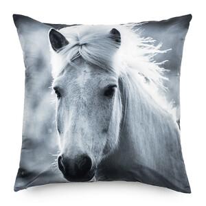 Povlak na polštářek Kůň, 45 x 45 cm